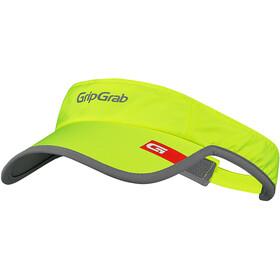 GripGrab Hi-Vis Running Visor fluo yellow